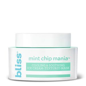 Bliss Mint Chip Mania Cooling Ice Cream Face Mask